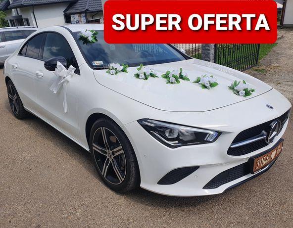 Nowy Mercedes CLA - SAMOCHÓD Auto do Ślubu SUPER OFERTA