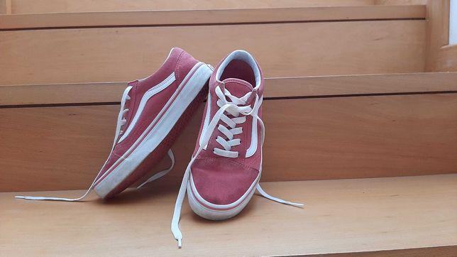 Vans cor-de-rosa n⁰37