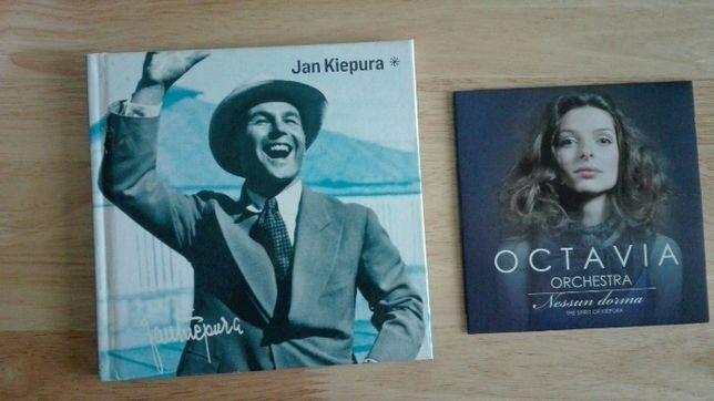 Jan Kiepura - mini album + płyta Octavia orchestra