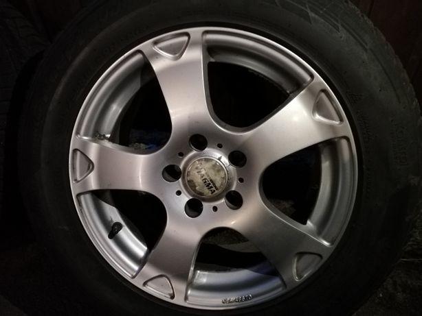 Продам диски / колеса magma seismo r 16 5x112 (VW, Audi,Skoda, Seat)