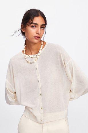 Кардиган свитер Zara