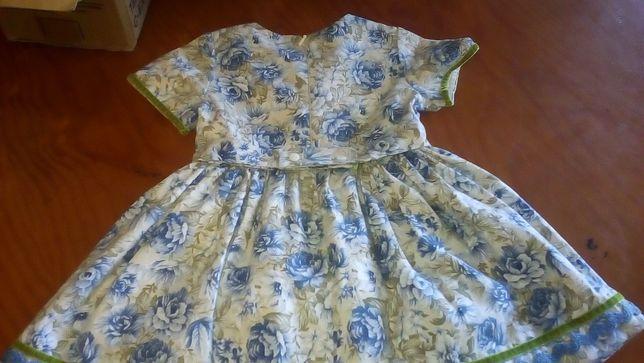 Vestido Quinpper - 4 anos