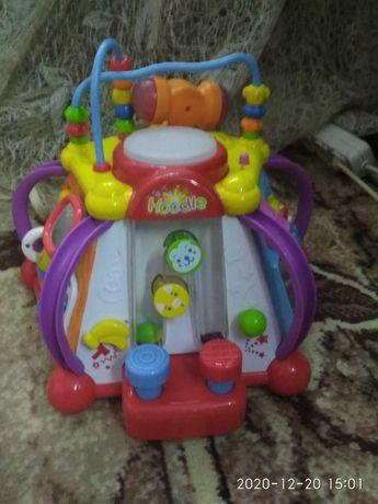 Музыкальный игровой центр, huile toys hoodle