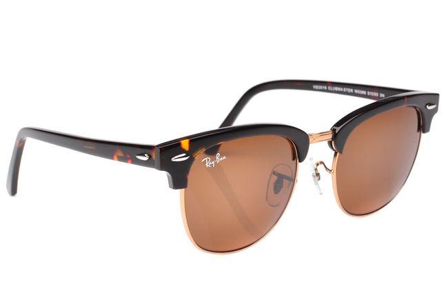Солнцезащитные очки Ray-Ban Clubmaster RB3016