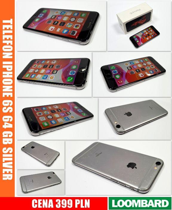 TELEFON IPHONE 6S 64 GB od Loombard.pl Bielawa - image 1