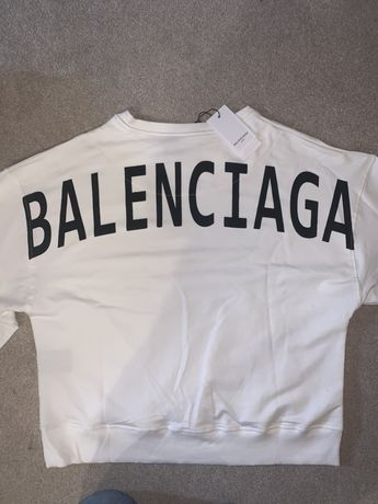 Bluza Balenciaga ovesize