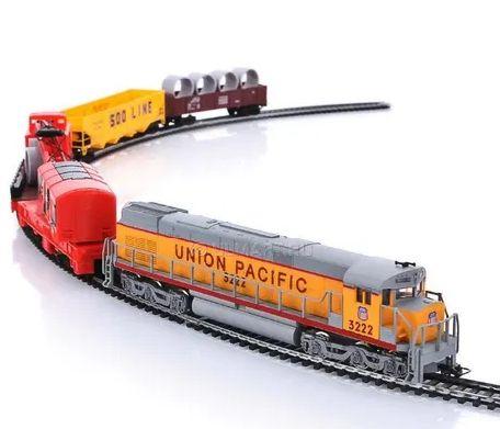 MEHANO Towarowa kolejka elektryczna Wrecker Crane Alco Century 628