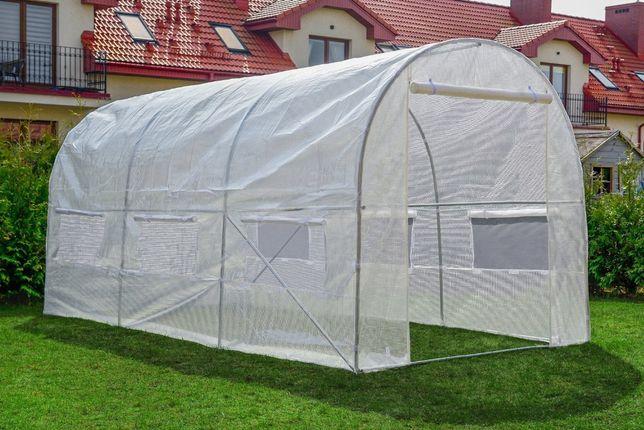 TUNEL foliowy 2x3m 6m2 FOLIAK SZKLARNIA ogrodowy na warzywa WYSYŁKA!!!