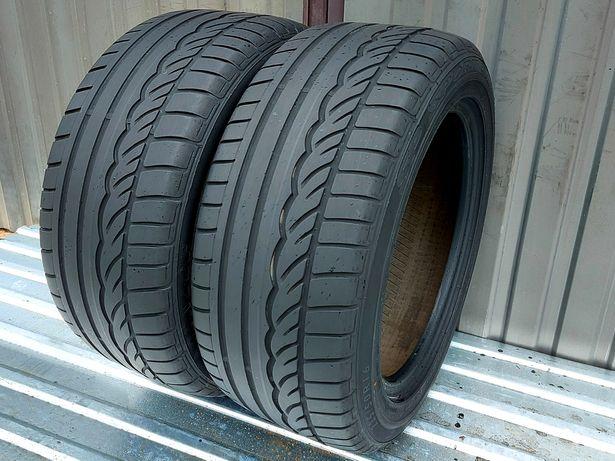 2x 225/50r16 225/50/16 92v Dunlop sp sport