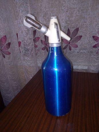 Сифон для минеральной воды