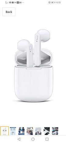 Słuchawki bezprzewodowe TWS dla Ipone / Android
