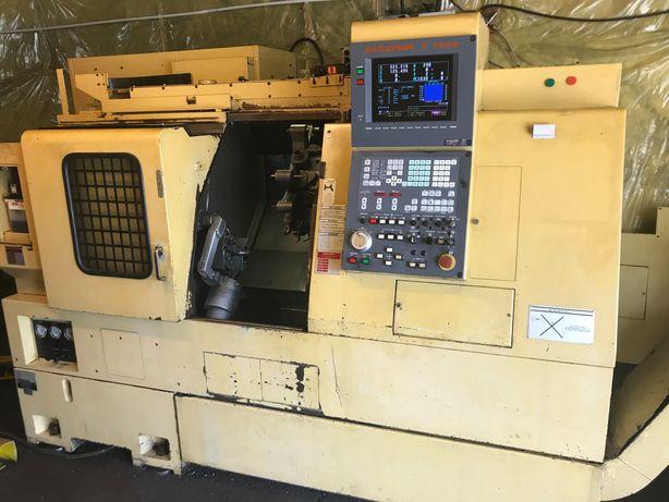 Tokarka CNC Mazak SQT10 MS