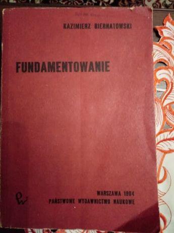 Książka - Fundamentowanie