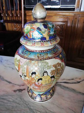 Pote porcelana chinesa