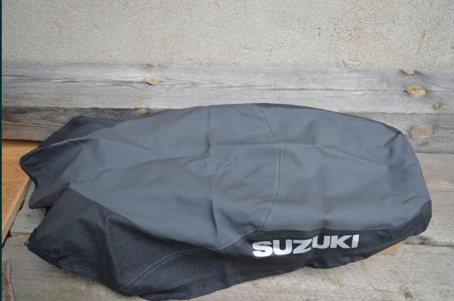 Suzuki DL 1000 V-strom 2014r+ POKROWIEC siedzenie kanapa oem