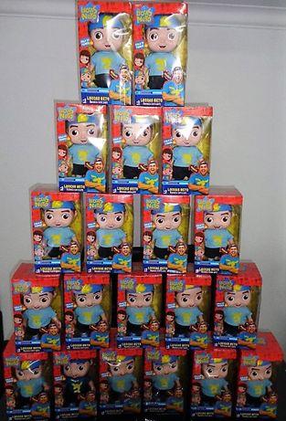 Boneco Luccas Neto grande 30 cm 14 falas brasileiro e Gi entrega imed