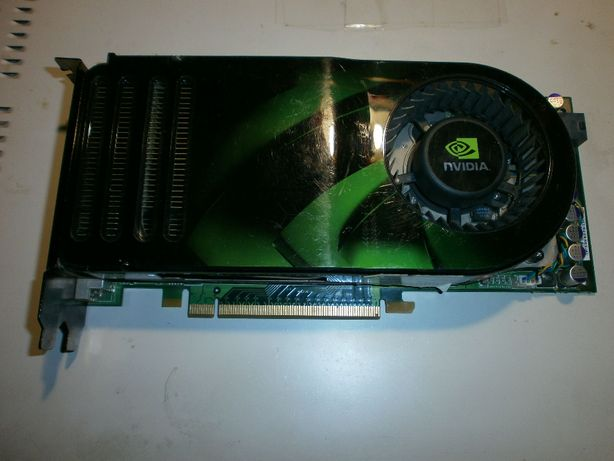 Geforce 8800GTS 320Mb 320bit DDR3 PCI-E