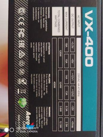 БП Aerocool VX-400 400W