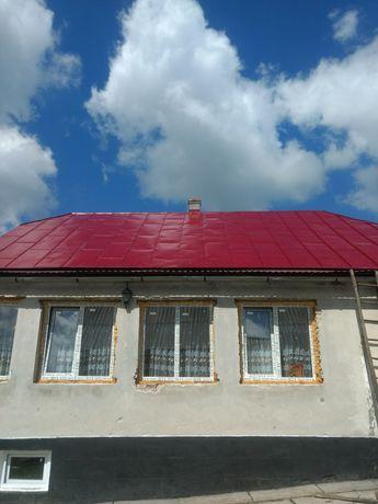 Фарбування дахів