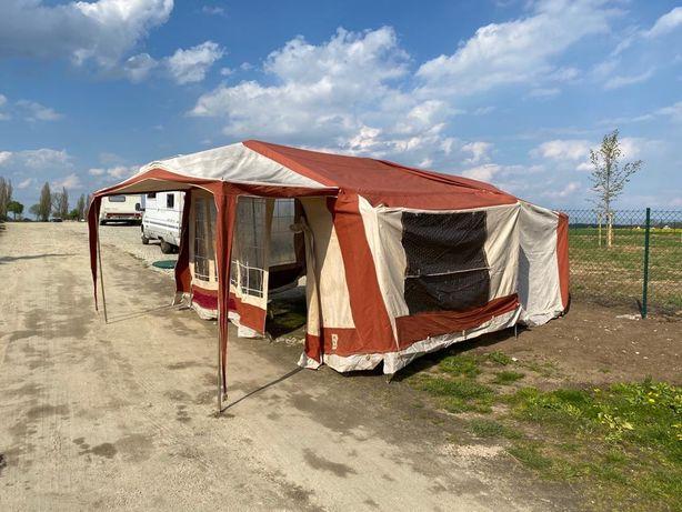 Przyczepa namiotowa kempingowa