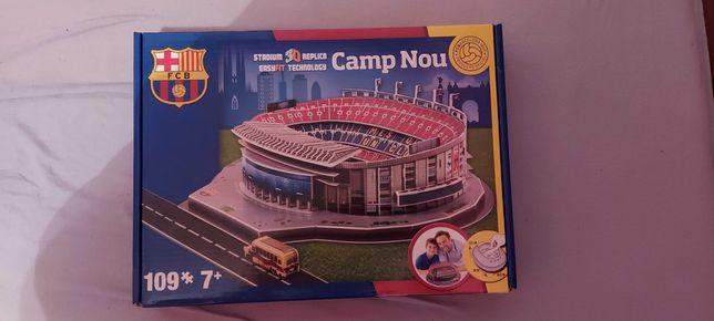 Trefl, puzzle 3D Stadion Camp Nou FC Barcelona (MOZLIWA WYSYŁKA)