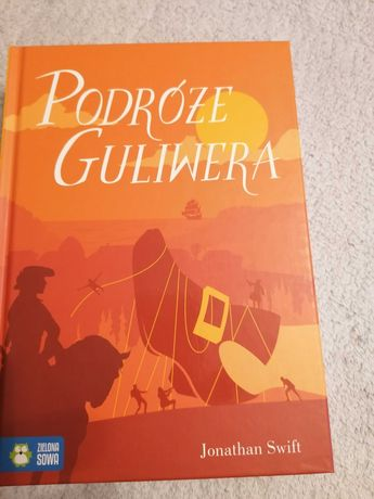 Książka Podróże Guliwera