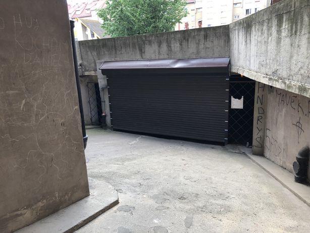 Garaż Głogów Stare Miasto