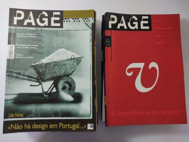 Revistas de design Page