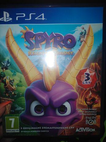 Spyro reignited teilogy
