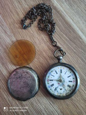 Stary, antyczny zegarek