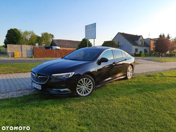 Opel Insignia Rezerwacja Grand Sport 4x4 automat diesel 210KM FV23%