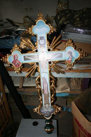 Запрестольний Хрест Церковний