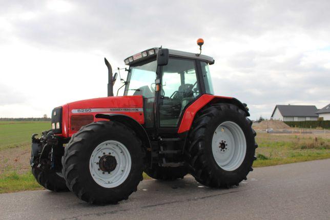 Massey Fergoson 6290 ciągnik rolniczy sprowadzony nie zetor