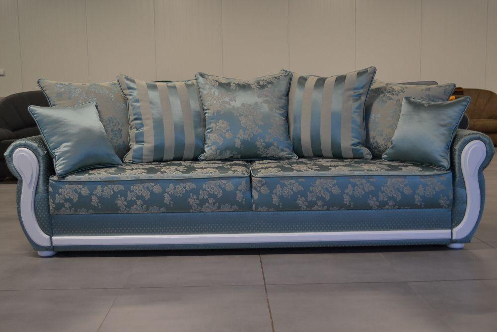 Kanapa sofa rozkładana SOFIA, angielski, prowansalski styl, producent