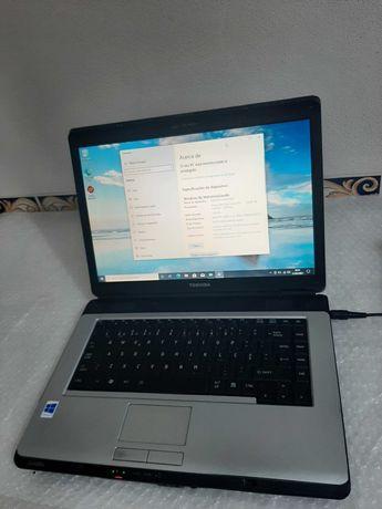 Toshiba L300 Windows 10 Webcam 3gbram Core2duo Possibilidade retoma