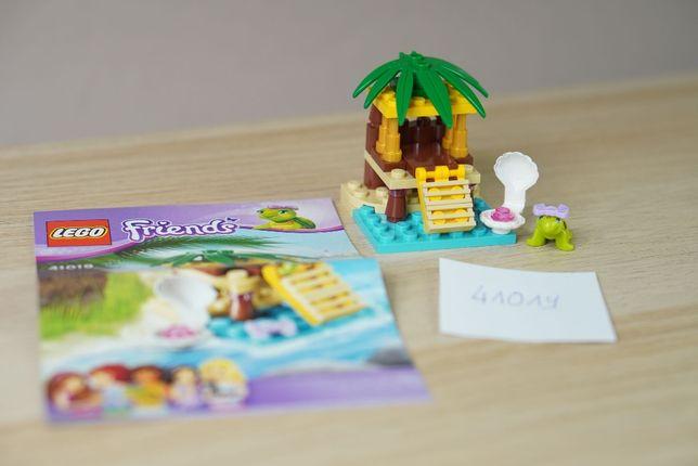 Lego 41019 - Friends - Animals - Turtle's Little Oasis - KOLEKCJA