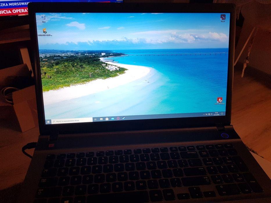 """Laptop Samsung 17"""" Szczecin - image 1"""