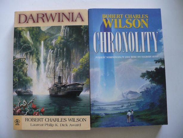 Robert Ch.Wilson x 2, Chronolity, Darwinia, stan idealny