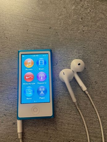 ТОРГ! Apple iPod nano 7gen 16Gb