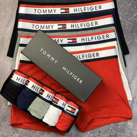 Мужские трусы/белье Tommy Hilfiger New. Чоловічі боксери (Cotton).