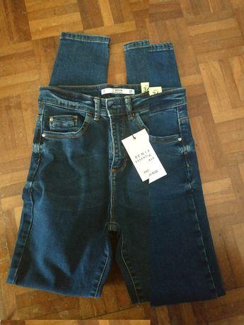 Calças de ganga jeans