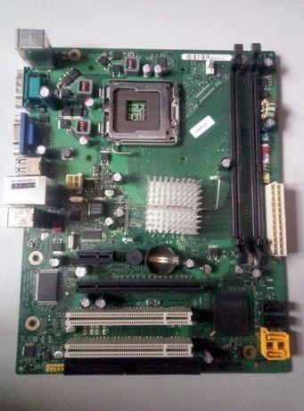 Плата сокет 775 Fujitsu D3041-a11 gs3 с DDR3 Core2Quad Гигабит