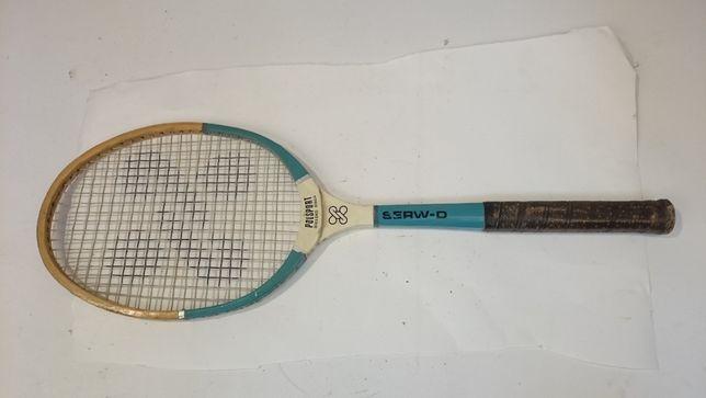Kolekcjonerska rakieta tenisowa Polsport Bielsko Biała Serw-D