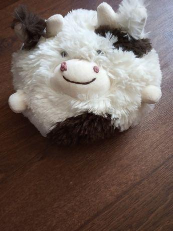 Мягкая игрушка Rich Корова шарик 18 см