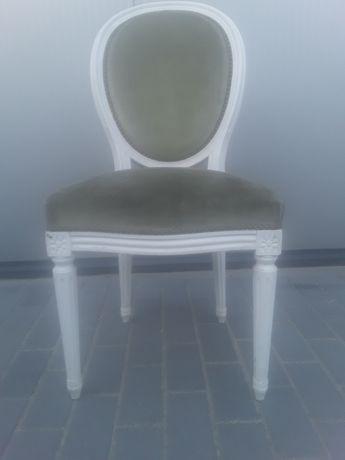 Stylowe krzesło Ludwik XV