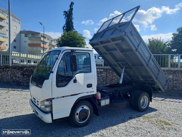 Isuzu NKR 3.0L 130CV Tri-Basculante