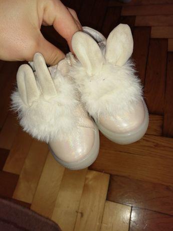 Зайчики черевички