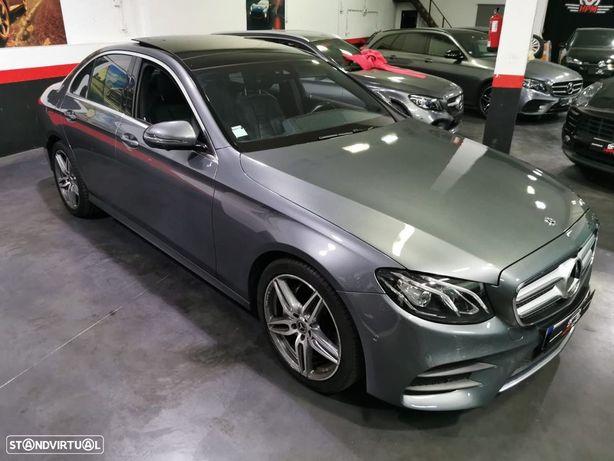 Mercedes-Benz E 220 d AMG designo