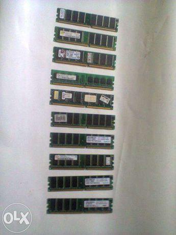 Продам память DDR1, DDR2
