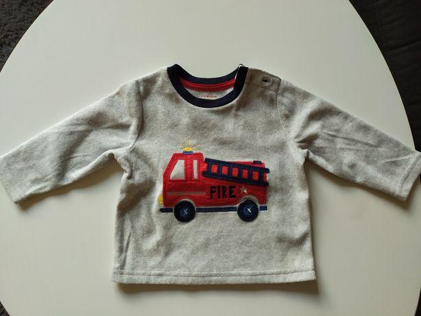 Koszulka długi rękaw Primark 74 chłopięca niemowlęca